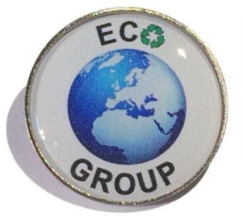 ECO GROUP round badge